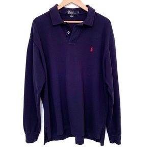 Polo Ralph Lauren Classic Long Sleeve Shirt